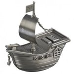 Pirate Ship Bank Baby Gifts