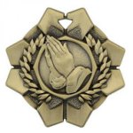 Imperial Medals -Religion  Football Trophy Awards