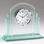 Glass Desk Clock Sales Awards
