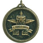 Value Medal Series Awards -A Honor Roll Scholastic Trophy Awards
