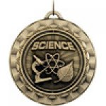 Spinner Medals -Science Scholastic Trophy Awards