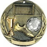 Tri-Colored Series Medals -Soccer Soccer Trophy Awards